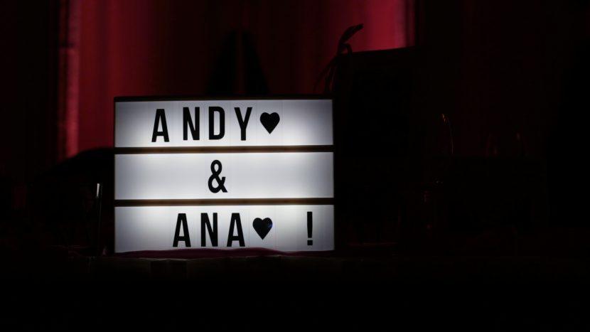 Hochzeits teaser Andy & Ana