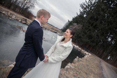 Hochzeitsfotograf Augsburg Brautpaar