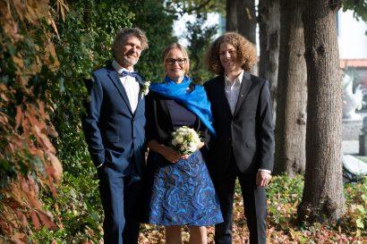 Hochzeitsvideo Hofgarten augsburg
