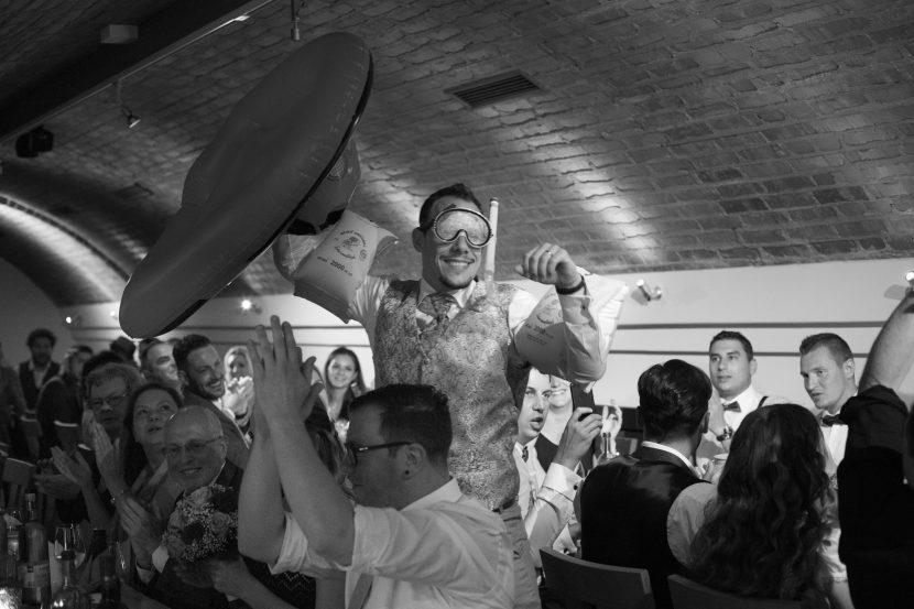 Hochzeitsfotografie Brautverzug Strasser Gersthofen
