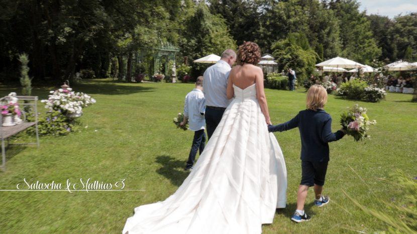 Hochzeit im Schloss Oberndorf