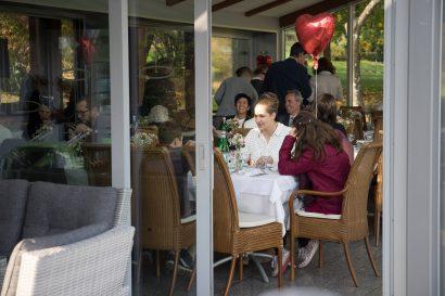 reportage hochzeit restaurant da carlo leitershofen