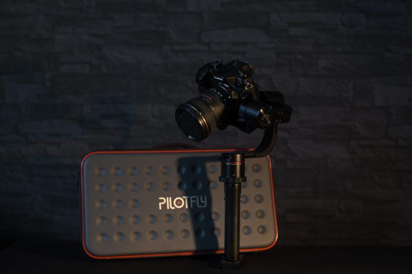 Hochzeitsvideo essentielle Werkzeuge, Schwebestativ Pilotfly H2 Zammgfasst