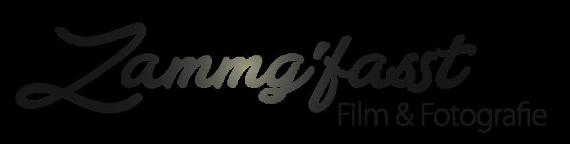 Logo von Zammgfasst Hochzeitsfilm & Hochzeitsfotografie